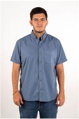 Ritzy Of Italy Azulino de Hombre modelo camisa Camisas Casual