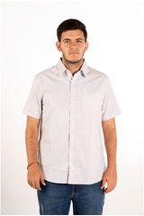 Ritzy Of Italy Gris de Hombre modelo camisa Casual Camisas