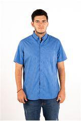 Ritzy Of Italy Acero de Hombre modelo camisa Casual Camisas