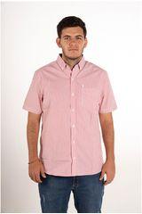 Ritzy Of Italy Rojo de Hombre modelo camisa Casual Camisas