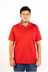 Ritzy Of Italy Rojo de Hombre modelo polo Polos Casual