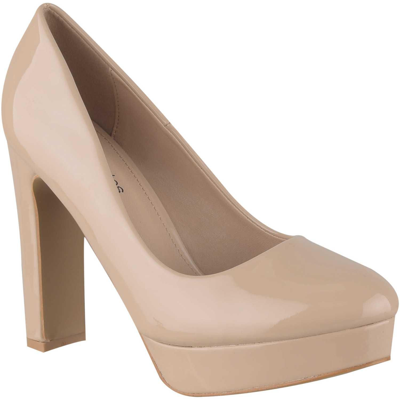 Calzado de Mujer Platanitos Piel cvp 4511