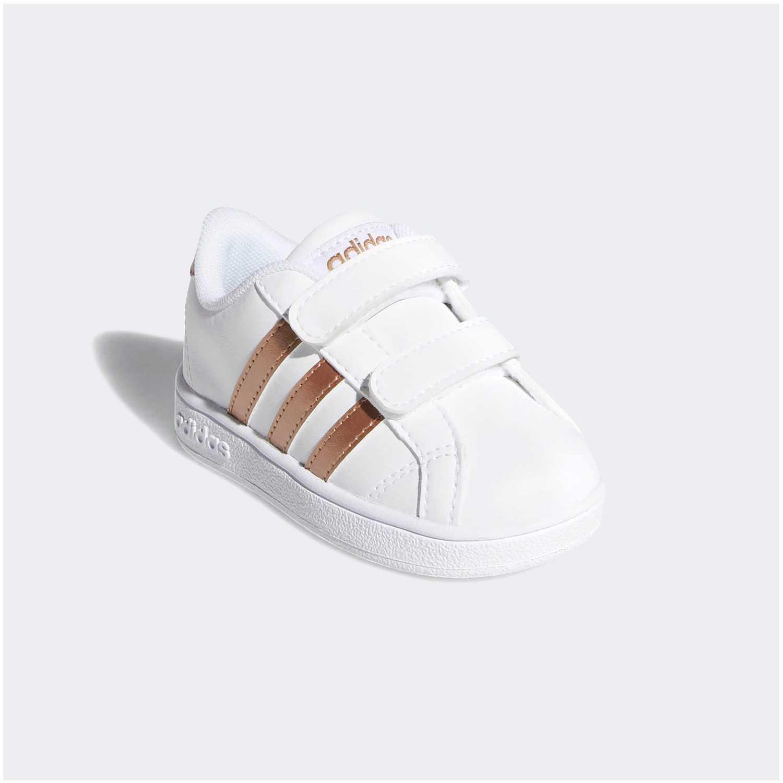 Zapatilla de Niño Adidas Blanco baseline cmf inf