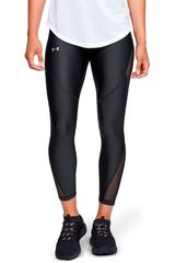 Under Armour Negro /gris de Mujer modelo ua hg fashion ankle crop 7/1 Leggins Deportivo