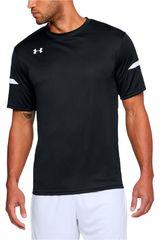 Polo de Hombre Under Armour Negro / blanco golazo 2.0 jersey