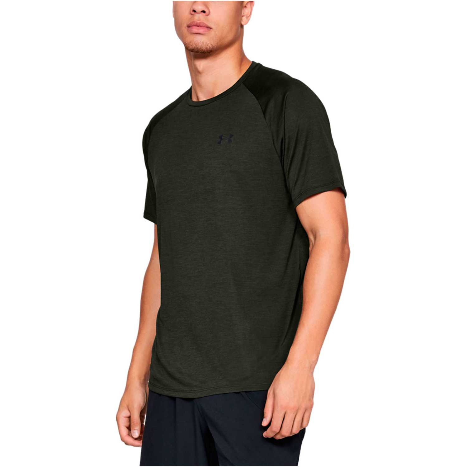 Polo de Hombre Under Armour Militar ua tech 2.0 ss tee