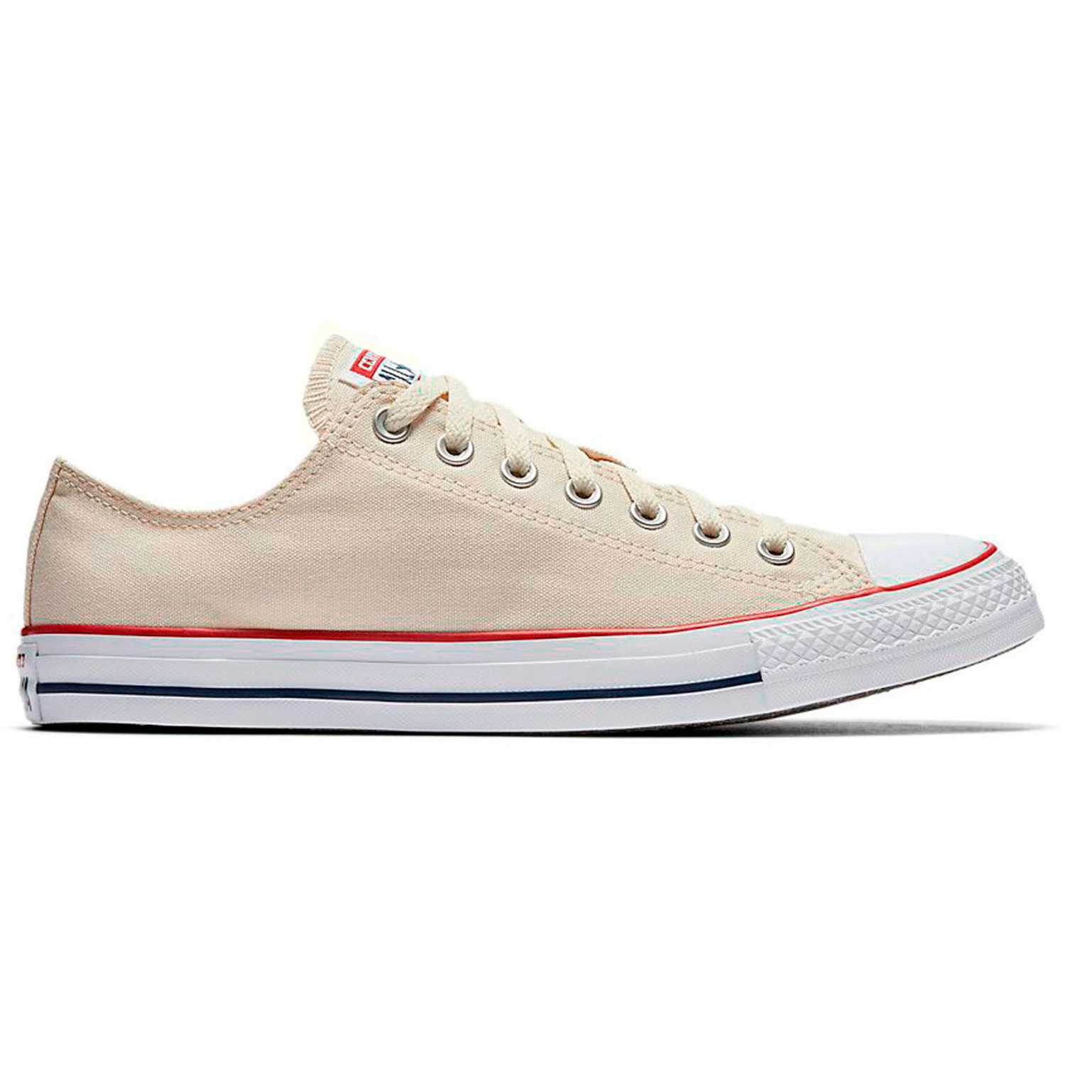 Zapatilla de Jovencita Converse Crema ct as core ox
