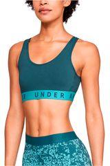 Under Armour Acero / negro de Mujer modelo favorite cotton everyday bra-blu Deportivo Tops