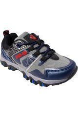 Spiderman Azul / gris de Niño modelo 2snzii19201 Zapatillas casual Casual Deportivo Urban Zapatillas Walking