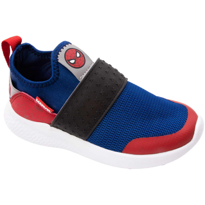 Zapatilla de Niño Spiderman Azul / rojo 2snzli19201