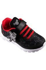 Mickey Negro de Niño modelo 2mczii19201 Zapatillas casual Casual Walking Zapatillas Deportivo Urban