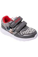 Mickey Gris de Niño modelo 2mczpi19101 Urban Walking Zapatillas casual Casual Deportivo Zapatillas