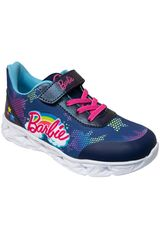 Barbie Azul de Niña modelo 2bazxi19101 Casual Zapatillas Walking Urban Deportivo