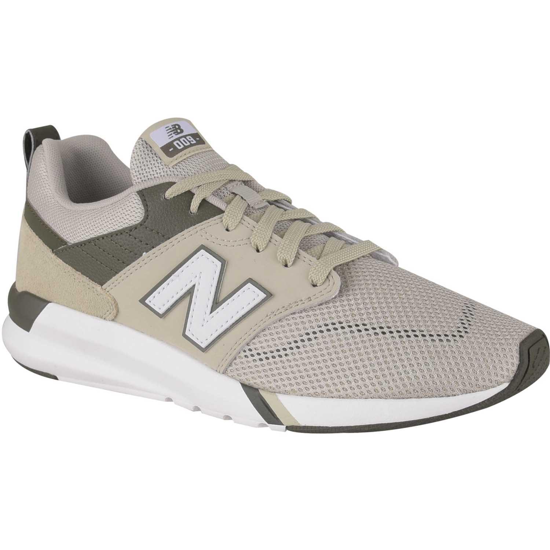 Zapatilla de Hombre New Balance Gris / blanco 009