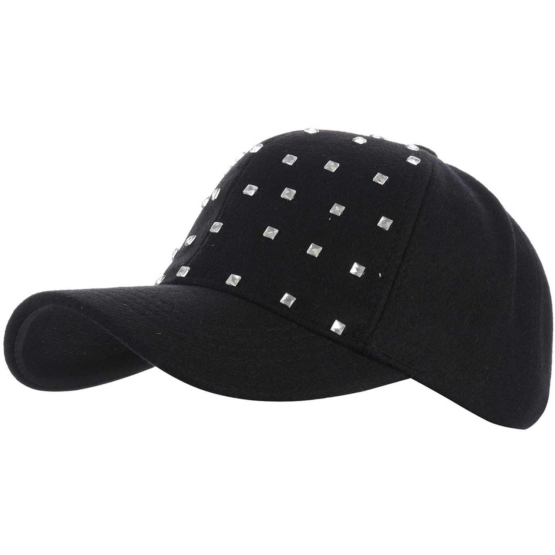 Gorro de Mujer Platanitos Negro 30021025