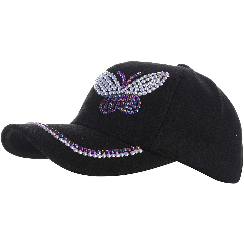 Gorro de Mujer Platanitos Negro 30061025