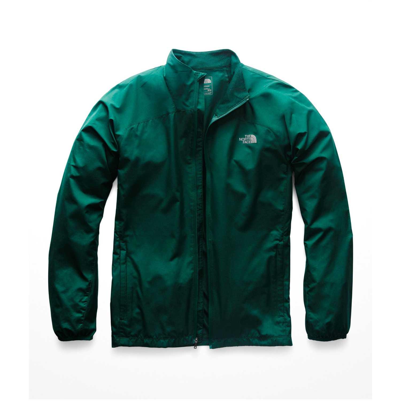 Casaca de Hombre The North Face Verde m ambition jacket