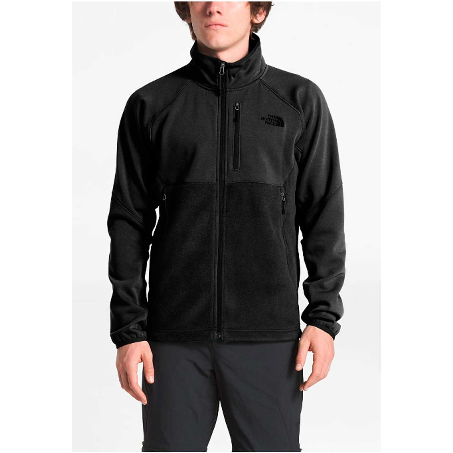 Casaca de Hombre The North Face Negro m tolmiepeak hybrid full zip