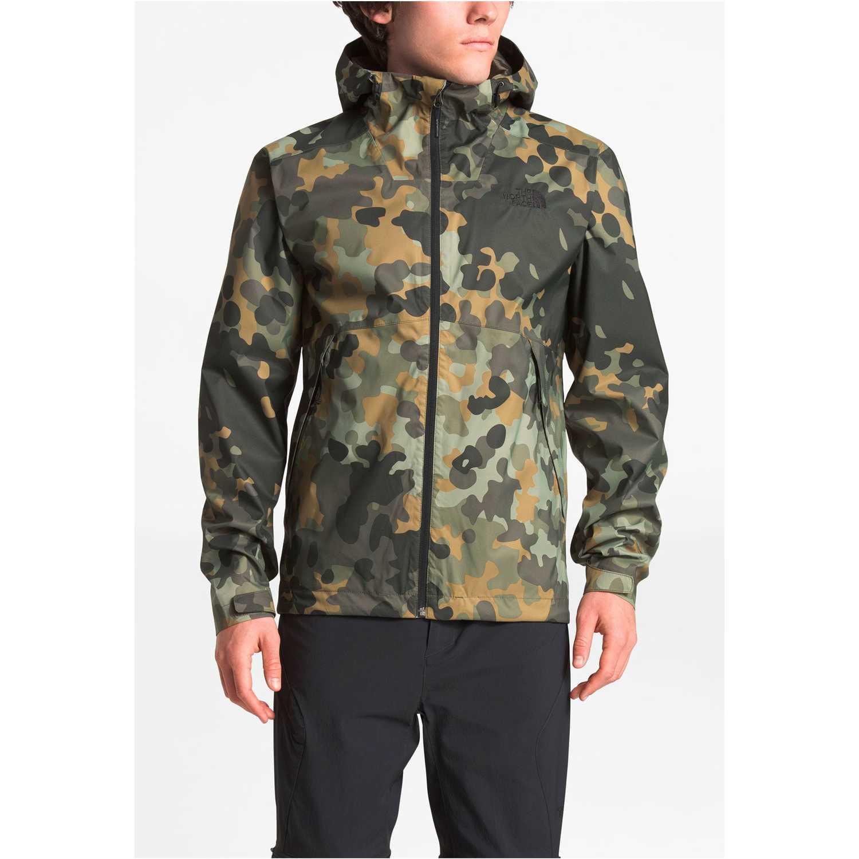 Casaca de Hombre The North Face Camuflado m millerton jacket