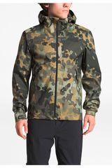 The North Face Camuflado de Hombre modelo m millerton jacket Casacas Deportivo