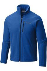 Columbia Azul de Hombre modelo fast trek ii fleece Deportivo Casacas
