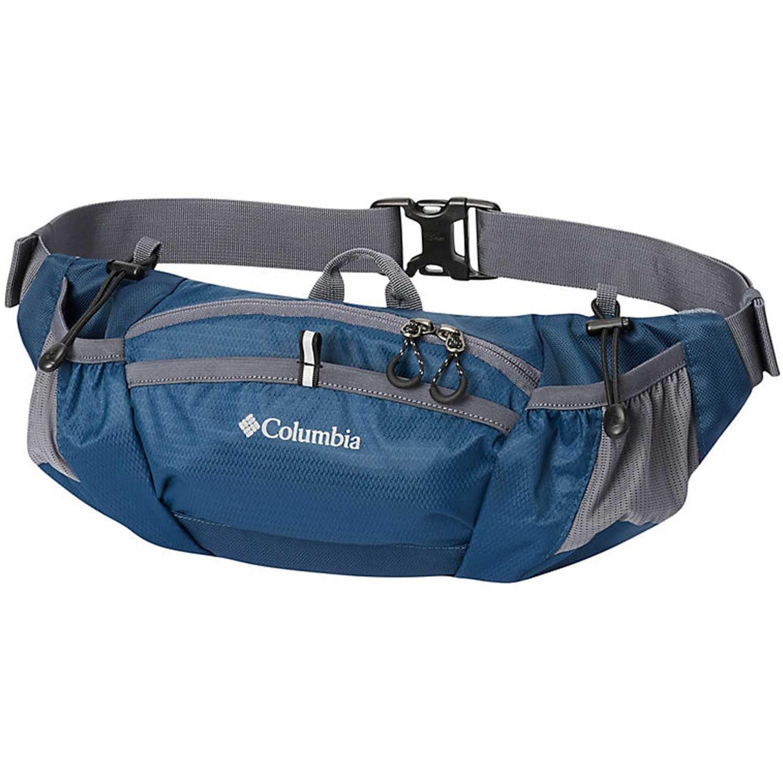 Canguro de Hombre Columbia Azul adventure lumba bag