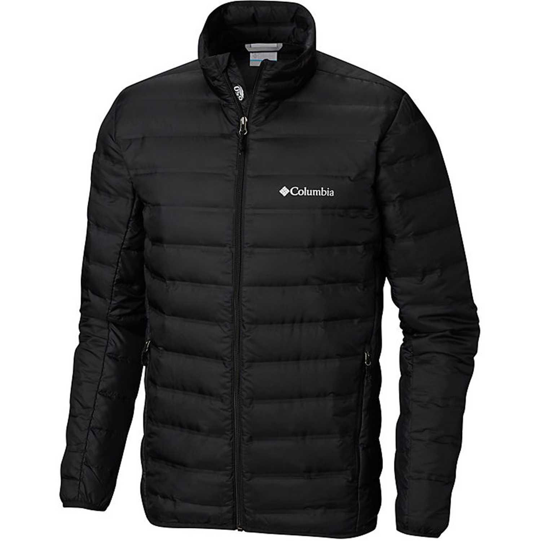 Casaca de Hombre Columbia Negro lake 22 down jacket