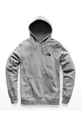 Polera de Hombre The North Face Gris / plomo m red box pullover hoodie