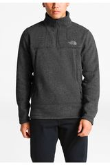 The North Face Plomo de Hombre modelo m gordon lyons alpine 1/4 zip Deportivo Casacas