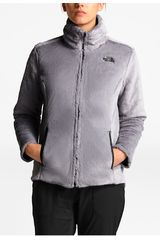 The North Face Negro /gris de Mujer modelo w mossbud insulated reversible jacket Deportivo Casacas