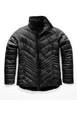 The North Face Negro de Mujer modelo w mossbud insulated reversible jacket Deportivo Casacas