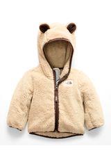 The North Face Beige de Niño modelo infant campshire bear hoodie