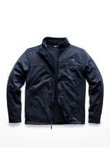 The North Face Navy de Hombre modelo m apex canyonwall jacket Deportivo Casacas