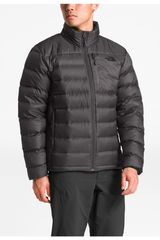 The North Face Plomo de Hombre modelo m aconcagua jacket Deportivo Casacas