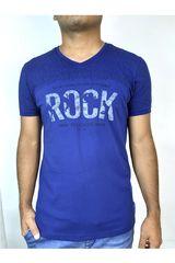 ROCK & RELIGION Azulino de Hombre modelo dustin Casual Polos