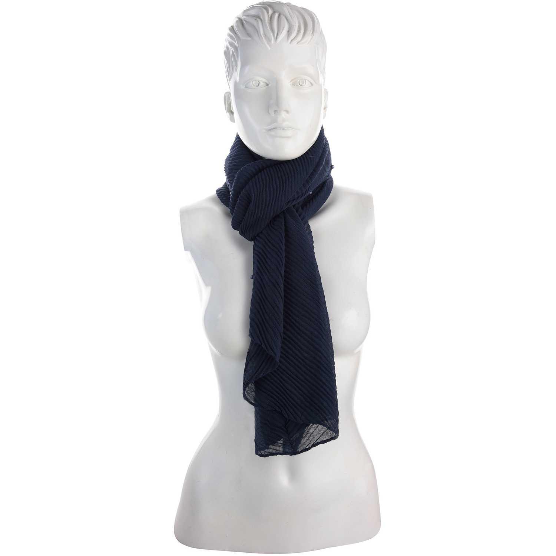 Bufanda de Mujer Platanitos Azul 10231025