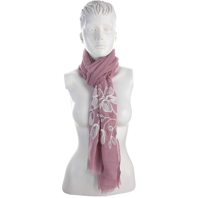 Bufanda de Mujer Platanitos Rosado 10521025