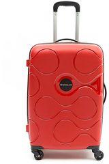 Saxoline Rojo de Hombre modelo spinner 67/24 red atlas Maletas