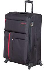 Saxoline Negro de Hombre modelo maleta 633 black rio Maletas
