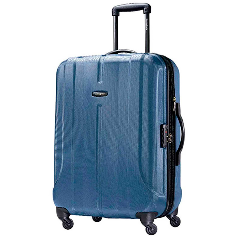 Maleta  Samsonite Azul spinner 24 blue fiero