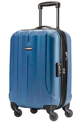 Maleta de  Samsonite Azul spinner 20 blue fiero