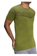 ROCK & RELIGION Verde de Hombre modelo lend Casual Polos