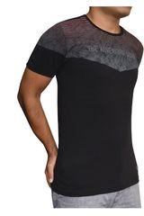 ROCK & RELIGION Negro /gris de Hombre modelo lend Polos Casual
