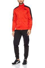 Puma Rojo / negro de Hombre modelo classic tricot suit cl Buzos Deportivo