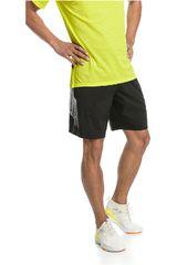 Puma Negro de Hombre modelo a.c.e. woven 9 pulg short Deportivo Shorts