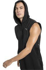 Puma Negro de Hombre modelo bnd slvs hoodie Poleras Deportivo