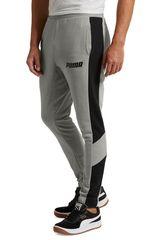 Puma Gris / negro de Hombre modelo rebel pants tr cl Deportivo Pantalones