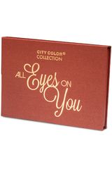 City Color Varios de Mujer modelo all eyes on you makeup kit Sombras