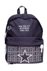 Everlast Negro / blanco de Mujer modelo mochila bts foil Deportivo Mochilas