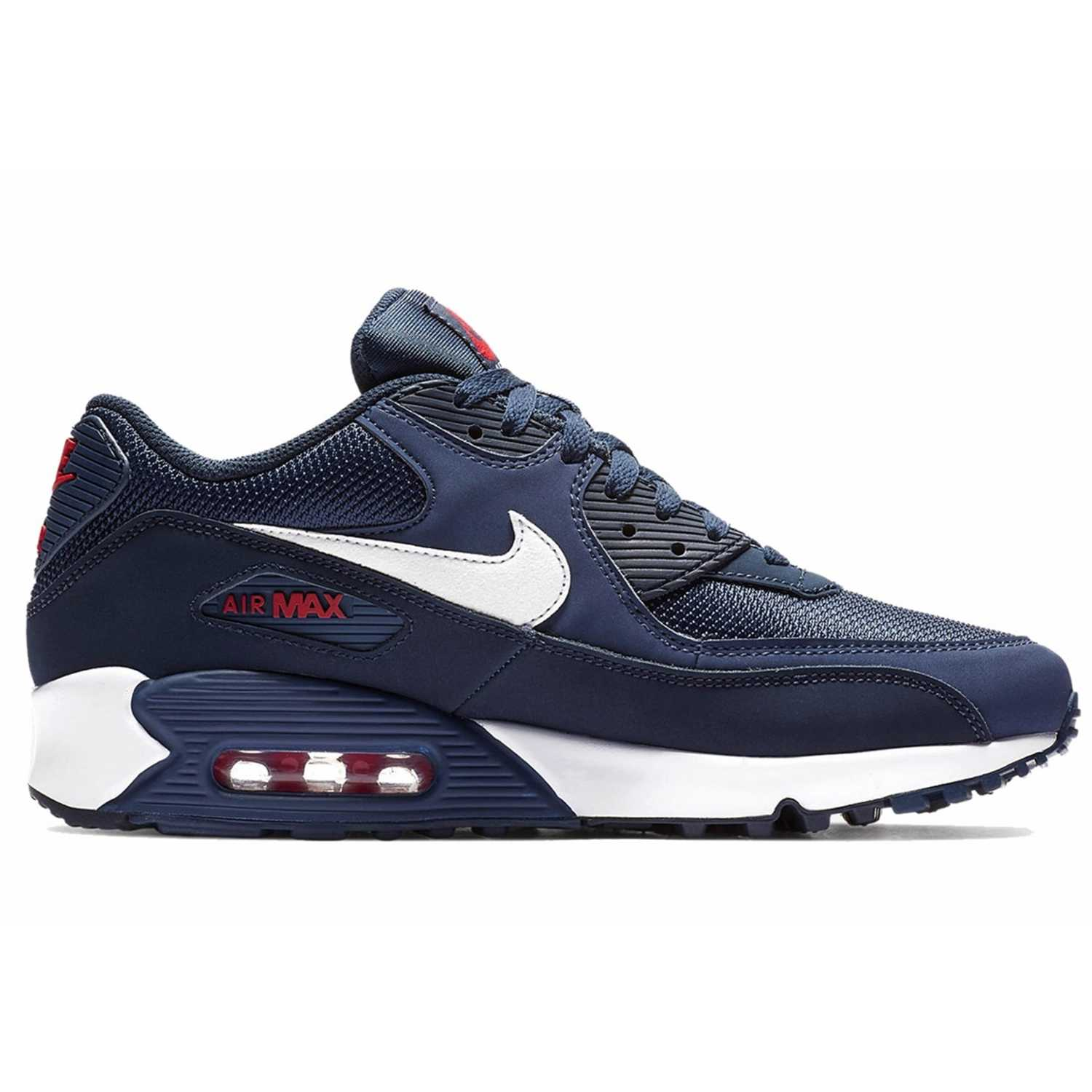 purchase cheap 3c74e 1ca94 Zapatilla de Hombre Nike Navy / Blanco nike air max 90 essential ...